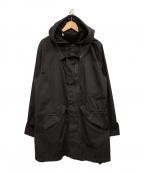 Denham(デンハム)の古着「モッズコート」|ブラック
