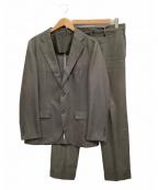 MACKINTOSH PHILOSOPHY(マッキントッシュフィロソフィー)の古着「トロッター セットアップスーツ」|グレー