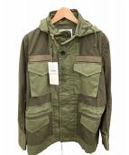 ()の古着「M65ジャケット」 グリーン