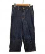 digawel(ディガウェル)の古着「デニムパンツ」|インディゴ