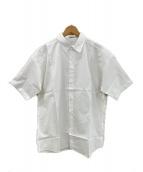 MISTERGENTLEMAN(ミスタージェントルマン)の古着「S/S MODERN SHIRTS」 ホワイト