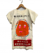 NO BRAND(ノーブランド)の古着「表参道フラッグTシャツ」