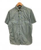 Joe McCOY(ジョーマッコイ)の古着「チェックシャツ」|グリーン×ブルー