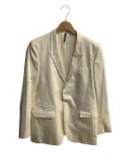 GIVENCHY(ジバンシィ)の古着「テーラードジャケット」|ホワイト