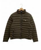 POLeR(ポーラー)の古着「中綿ジャケット」|オリーブ