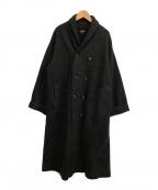 45R(フォーティファイブアール)の古着「ウールコート」|チャコールグレー