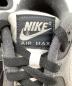 中古・古着 NIKE (ナイキ) スニーカー ホワイト×ブラック サイズ:28.5:8800円