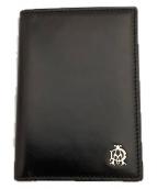 ()の古着「カードケース」 ブラック