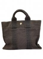 HERMES(エルメス)の古着「ハンドバッグ」|グレー