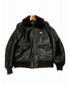 HWZN.MFG.CO.(ハウゼン)の古着「WG-1レザージャケット」|ブラック