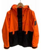HELLY HANSEN×BEAMS(ヘリーハンセン×ビームス)の古着「BEAMSフォーミュラライトジャケット」|オレンジ×ブラック