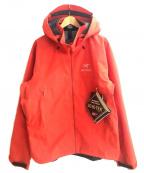 ARCTERYX()の古着「ベータARジャケット」|オレンジ