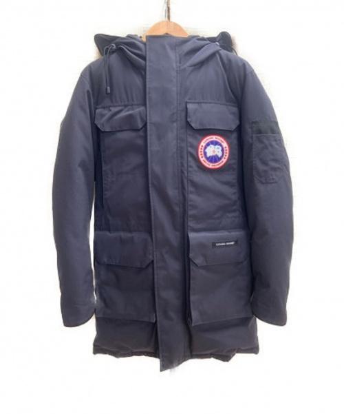 CANADA GOOSE(カナダグース)CANADA GOOSE (カナダグース) ダウンコート ネイビー サイズ:XSの古着・服飾アイテム
