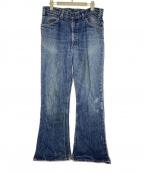 LEVI'S(リーバイス)の古着「80'sベルボトムパンツ」|インディゴ