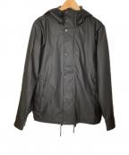 HUNTER(ハンター)の古着「ライト ラバライズド ジャケット」|ブラック