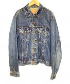 LEVI'S(リーバイス)の古着「70'sデニムジャケット」 インディゴ