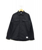 HAGLOFS(ホグロフス)の古着「マグスターLSシャツ」|グレー