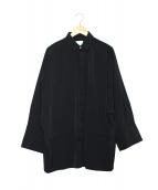 Luis(ルイス)の古着「BIGカフスシャツ」|ブラック