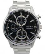 WIRED(ワイアード)の古着「AGAT424 電池式クオーツ腕時計」