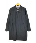 ()の古着「アーバンコート 防水ナイロンコート ブラック」 ブラック