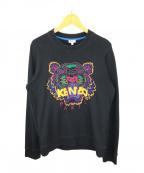 KENZO(ケンゾー)の古着「タイガー スウェットシャツ」|ブラック