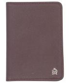 ()の古着「カードケース 名刺入れ」|ワインレッド