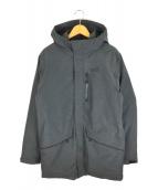 ()の古着「トッケ パーカー MIV8557 中綿ジャケット」 グレー