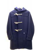 ORCIVAL(オーシバル)の古着「ダッフルコート」|ネイビー