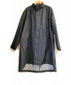 EN ROUTE(アンルート)の古着「3レイヤーモッズコート」|ブラック