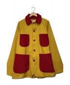 MONITALY(モニタリー)の古着「カバーオール」|イエロー