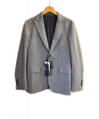 DESIGNWORKS(デザインワークス)の古着「ウールジャケット」 グレー