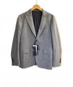 DESIGNWORKS()の古着「ウールジャケット」|グレー