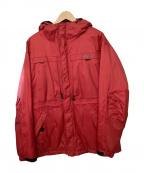 FOX FIRE(フォックスファイヤー)の古着「中綿ジャケット」|レッド