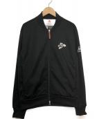 le coq sportif(ルコック・スポルティフ)の古着「トラックジャケット」|ブラック