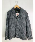 NIGEL CABOURN(ナイジェルケーボン)の古着「アトキンソンジャケット」|グレー