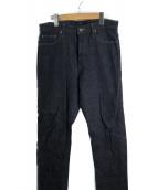 NIGEL CABOURN(ナイジェルケーボン)の古着「5ポケットジーンズ」 インディゴ