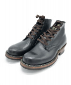 WHITES BOOTS(ホワイツ ブーツ)の古着「ワークブーツ」|ブラック