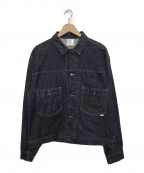 STABILIZER GNZ(スタビライザージーンズ)の古着「デニムジャケット」|インディゴ