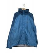 mont-bell(モンベル)の古着「サンダーパスジャケット」|ブルー
