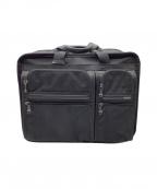 TUMI(トゥミ)の古着「2輪ビジネスキャリーバッグ」|ブラック