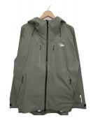 POLE WARDS(ポールワーズ)の古着「デュアルフォース エイペックスジャケット」|グリーン