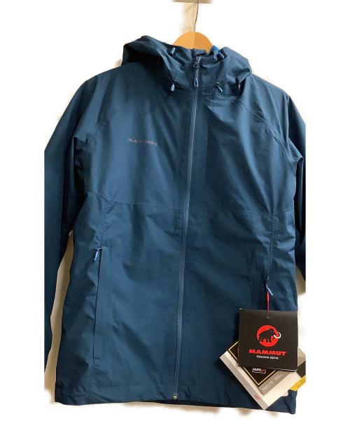 MAMMUT(マムート)MAMMUT (マムート) ジャケット ブルー サイズ:- 未使用品 GORE-TEXの古着・服飾アイテム