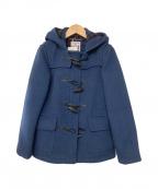 CALIBURN(カリバーン)の古着「ダッフルコート」|ブルー