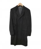 Paul Smith COLLECTION(ポールスミス コレクション)の古着「チェスターコート」 ブラック