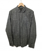 Dartin Bonaparto(ダルタン ボナパルト)の古着「シャツ」 グレー