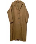 ELENDEEK(エレンディーク)の古着「コート」|ブラウン