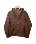 THE NORTH FACE(ザ ノース フェイス)の古着「コンパクトジャケット」|ブラウン