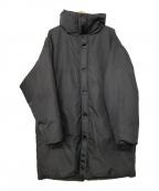 MIZUNO(ミズノ)の古着「ベンチコート」|ブラック