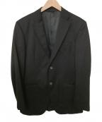 azabu tailor(アザブテーラー)の古着「セットアップスーツ」 ブラック