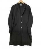 NO CONTROL AIR(ノーコントロールエアー)の古着「ショップコート」|ブラック